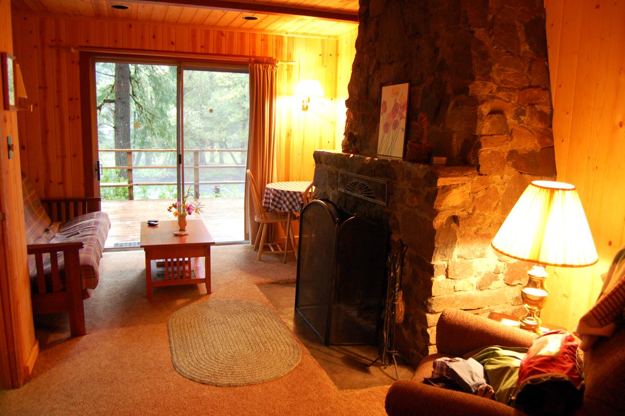 Perfect cabin