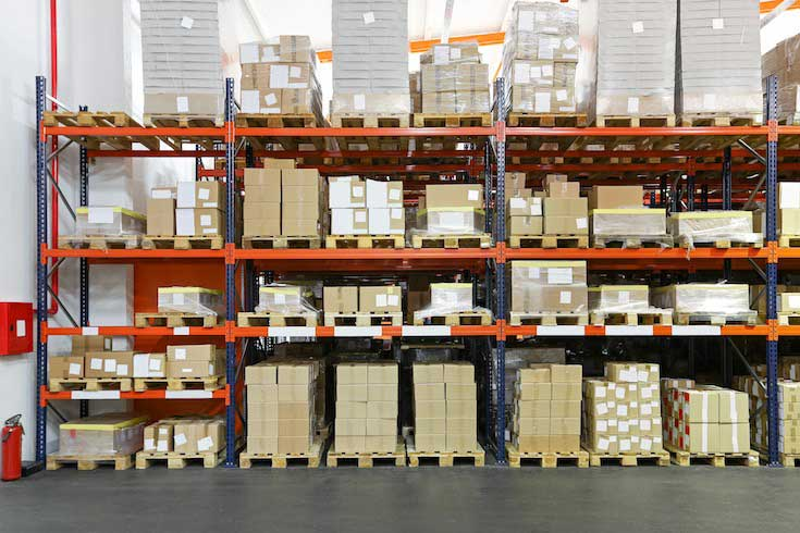 conventional pallet racking the