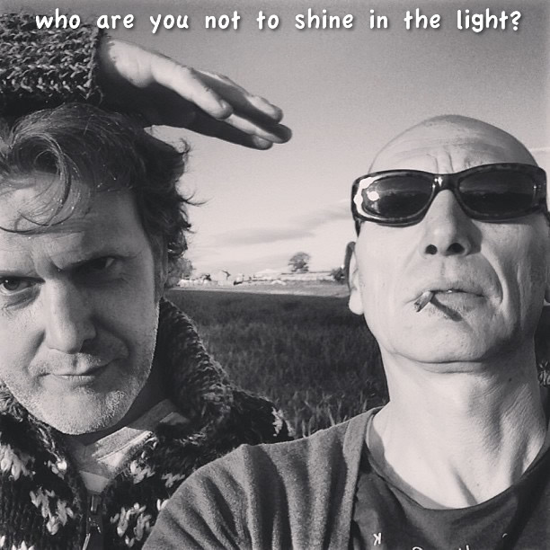 Who Are You Not To Shine In The Light - Noego Music