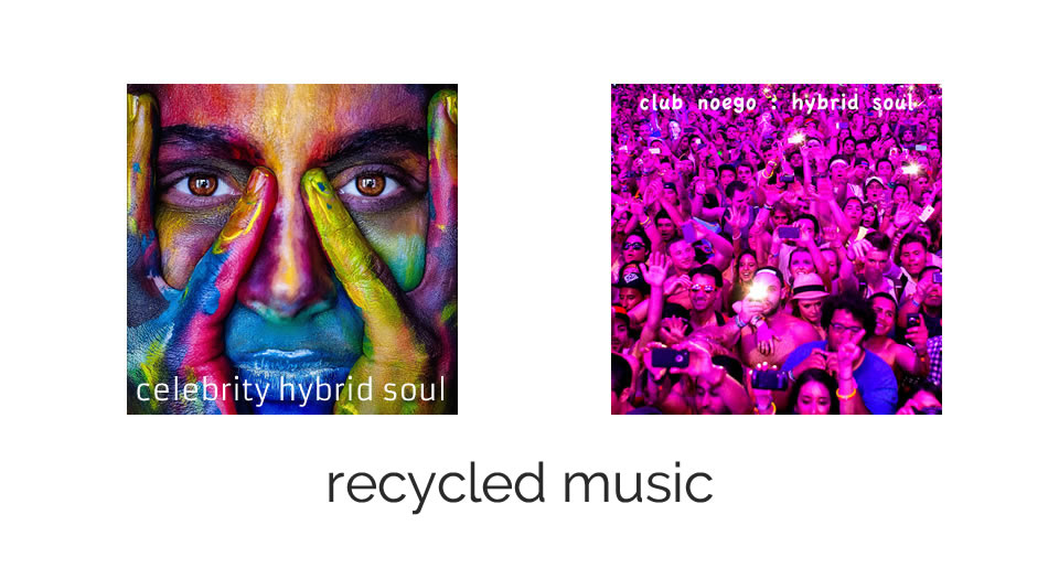 recycled music