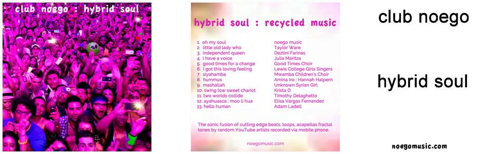 club noego - hybrid soul
