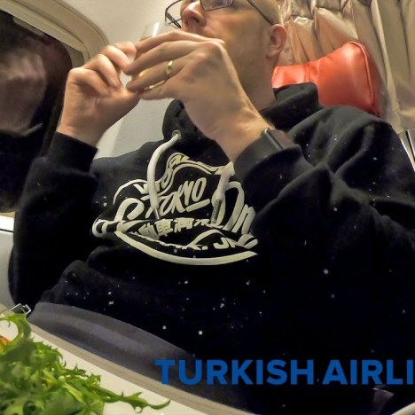 EUROPE'S BEST SHORTHAUL BUSINESS CLASS? Turkish Airlines Airbus A330-300 Review