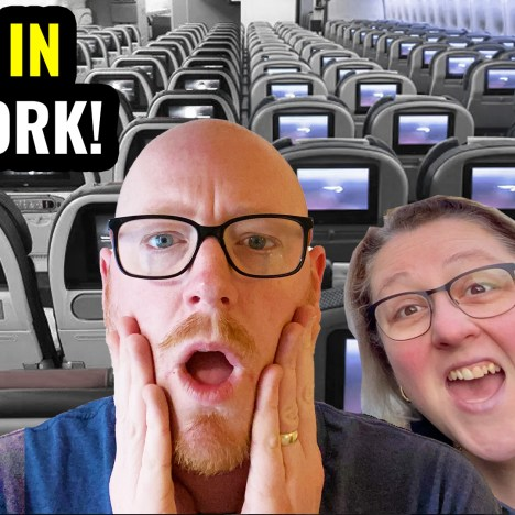 My AWFUL Flight on EGYPTAIR! Business Class Review