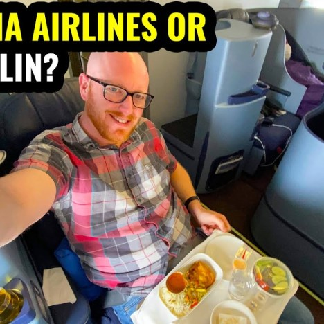 MIDDLE EAST'S NEXT TOP AIRLINE? Saudia Business Class Review