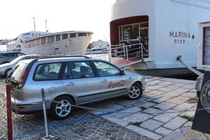 Fiat Marea Weekend Baujahr 2001