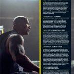 Dwayne Johnson - Men's Fitness 02