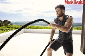 Chris Hemsworth - Men's Health US08