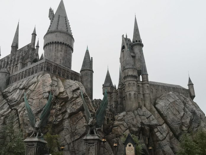 Universal Studios Hollywood Harry Potter