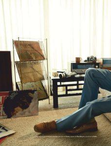 Brad Pitt, Leonardo DiCaprio & Quentin Tarantino - Esquire 04