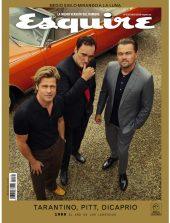 Brad Pitt, Leonardo DiCaprio & Quentin Tarantino - Esquire 09