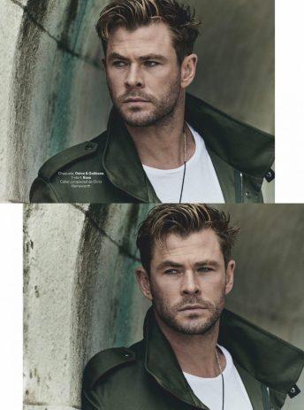 Chris Hemsworth - GQ Mexico 05