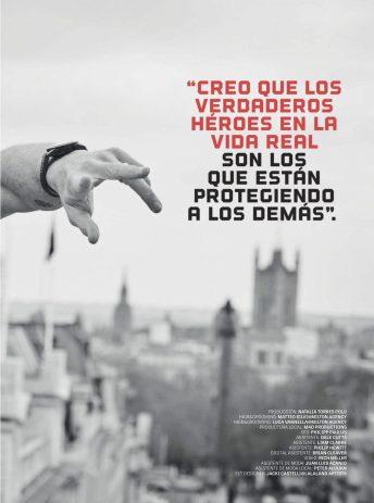 Chris Hemsworth - GQ Mexico 07