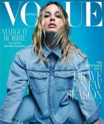 Margot Robbie in Vogue Australia 09