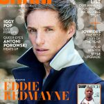 Eddie Redmayne - Sharp Magazine 01