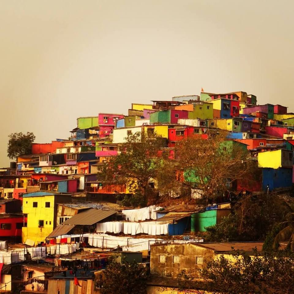 Colourful Mumbai Suburbs