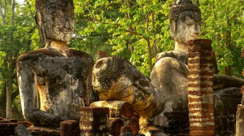 Kamphaeng Phet Historical Park Things to do in North Thailand