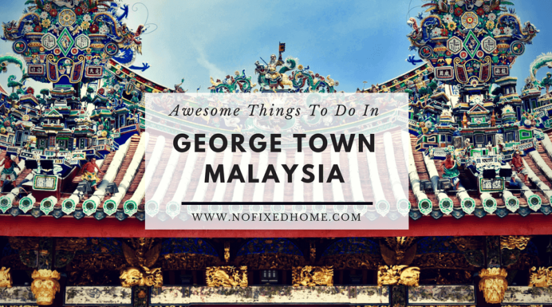 Things to do in George Town
