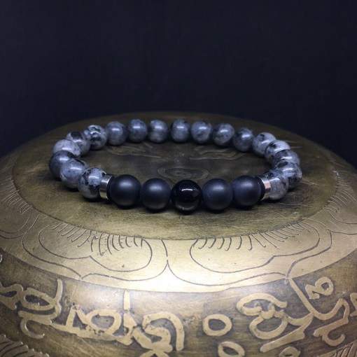 bracelet-homme-onyx-larvikite