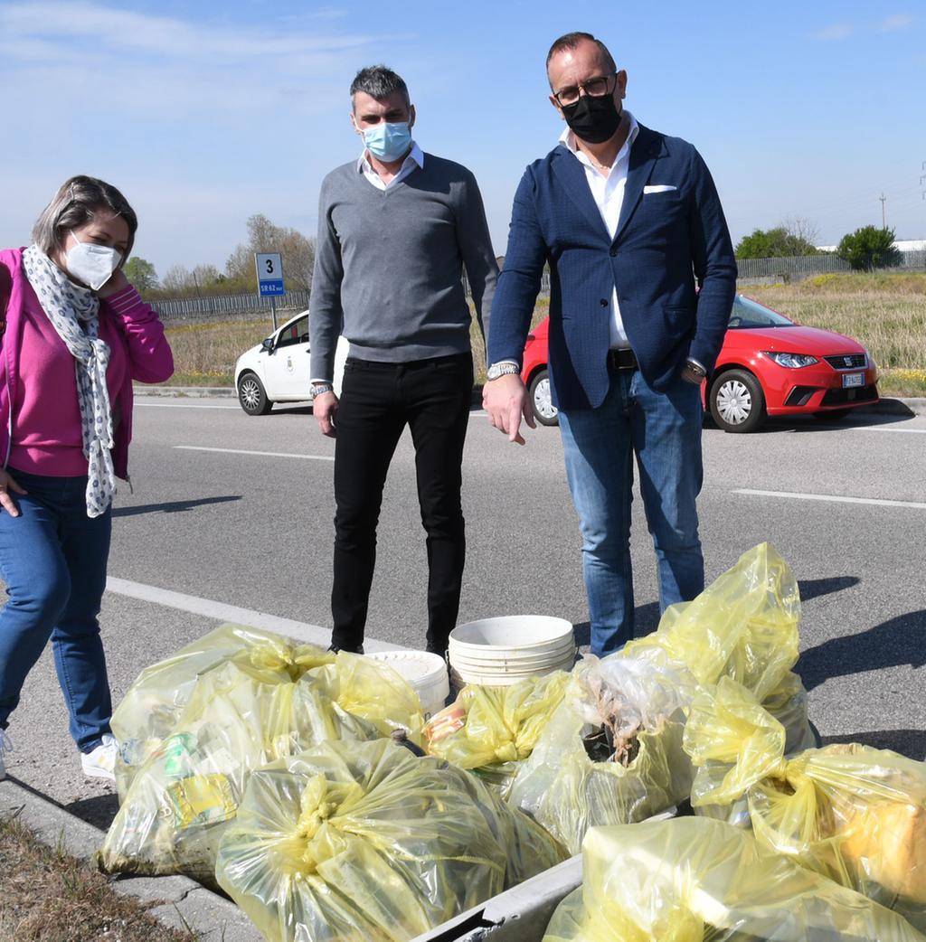 Risorse regionali per ripulire dai rifiuti