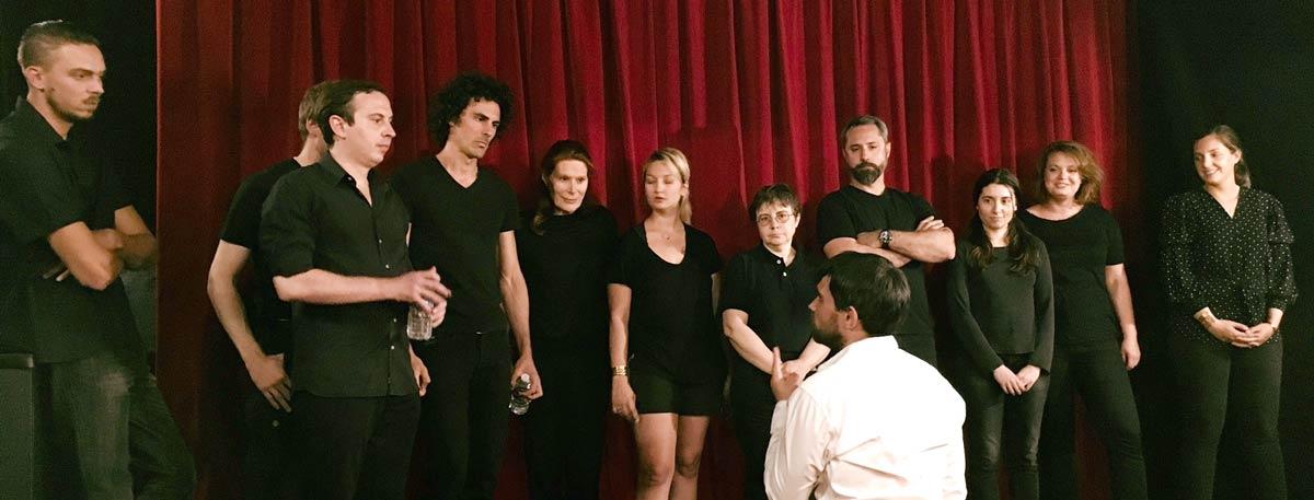 Stage d'improvisation Nogent se Marre 2019