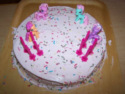 fina tårtan
