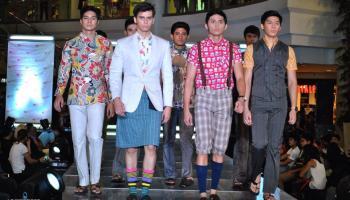 Philippine Fashion Week (Holiday 2014): Jian Lasala