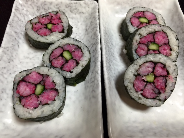 flower maki