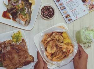 Choobi Choobi Shrimp Goodness is here in Manila