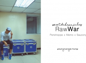 RawWar (Where to go over Lunch break?) | #OOTDChronicles #01
