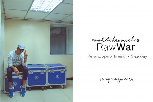 RawWar (Where to go over Lunch break?) | #OOTDChronicles #01