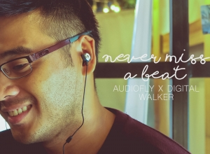 Audiofly Headphones now available at Digital Walker stores