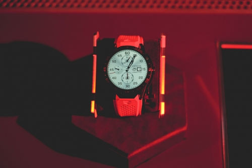"""First look: """"TAG Heuer Connected"""" Watch"""