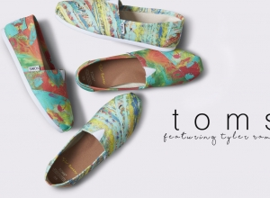 Tyler Ramsey for TOMS New Collection