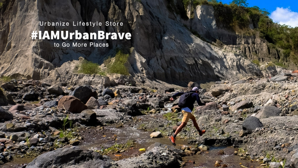 #IAMUrbanBrave to Go More Places