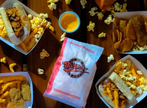 Inside: Taters x Cheetos Snack Fest