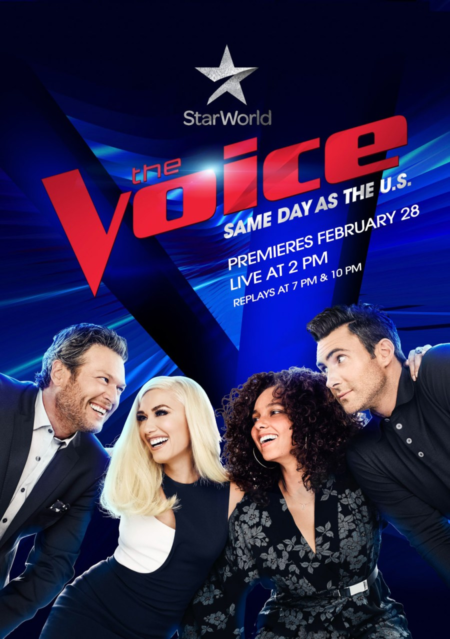 the voice at starworld (1 of 1)