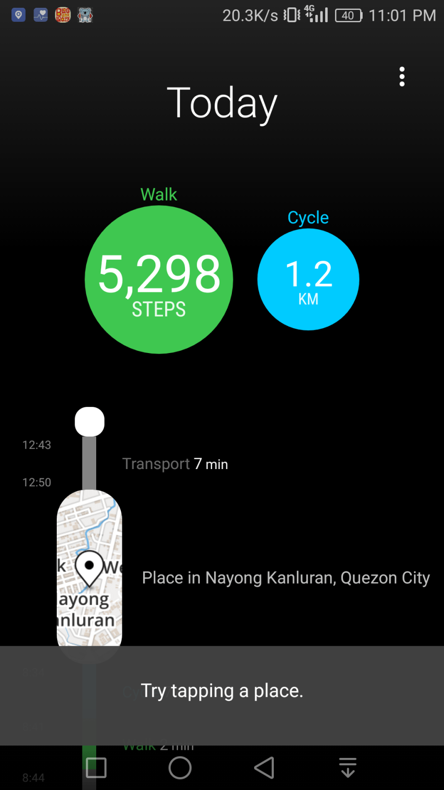 philam vitality app screenshot