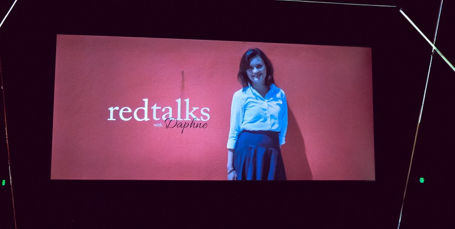red talks with Daphne launch at venice grand canal (1 of 7)