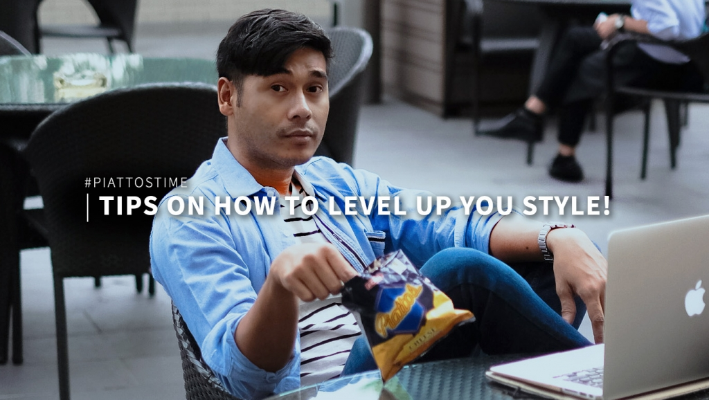 Level up your look, #PiattosTime – style!
