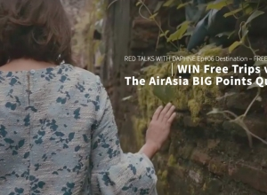 Last chance to Win Free Trips via The AirAsia BIG Points Quiz (Ep#06 Destination – FREEDOM)