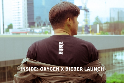 INSIDE: Oxygen x Bieber Collection