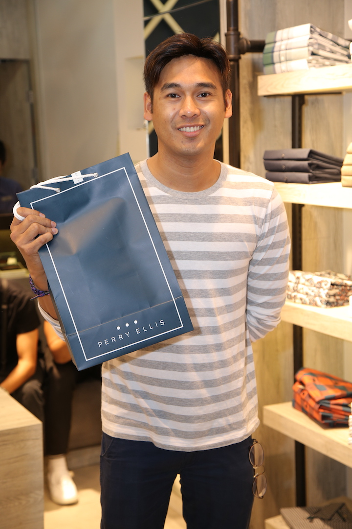 Perry Ellis SM North EDSA branch