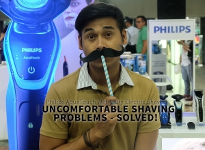 Uncomfortable shaving problems – solved!