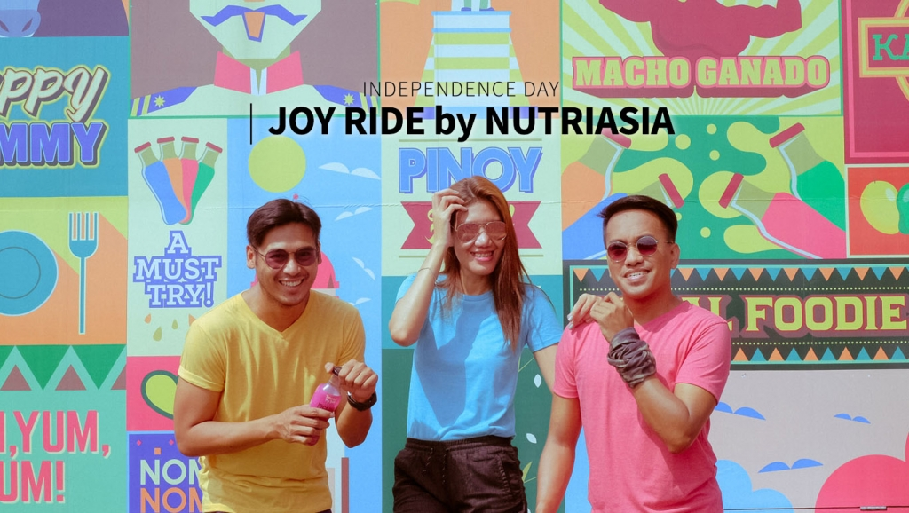 Independence Day Joy Ride! (by Nutriasia)