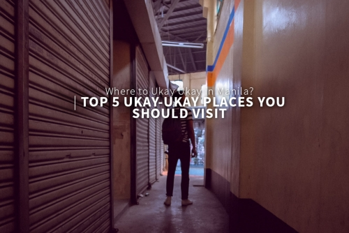 Where to Ukay Ukay in Manila? Top 5 Ukay-Ukay places you should visit