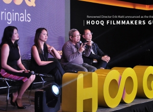 Turn your dream movie into reality via HOOQ Filmmakers Guild + Renowned Director Erik Matti announced as the third judge