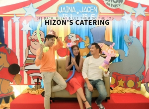 Hizons Catering – Sit Back, Relax & let them do the Job