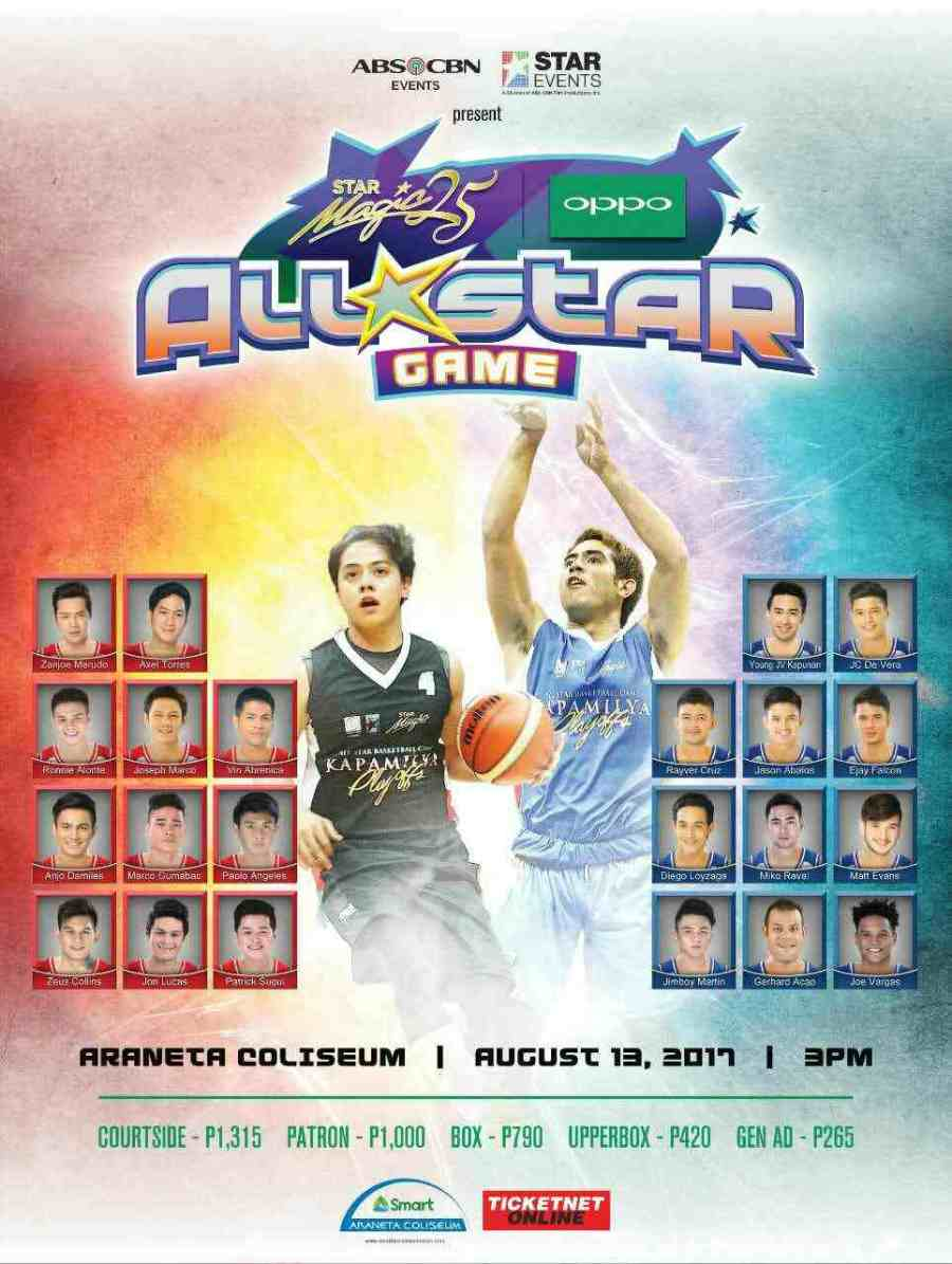 Star Magic OPPO All-Star Game