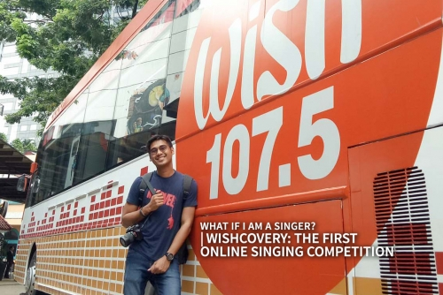 Wishcovery – The First Online Singing Competition Launched by Wish 107.5