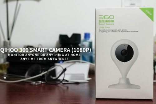 Review: Qihoo 360 Ip Smart Camera (1080p) + How I lost my money amounting to a brand new iPhone 8 over a month